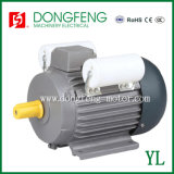 Yl Series Fan Cooling Single Phase Electric Motor