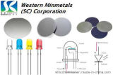 LED LD Applications Single Crystal Silicon Wafer at Western Minmetals