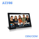 Shopping Mall Full HD Wall Mounted 21.5′′ LCD Advertising Player Digital Photo Frame