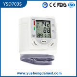 Hot Sale Medical Supplier Wrist Free Digital Blood Pressure Meter