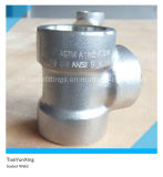 ANSI Sw Stainless Steel Forged Fittings Socket Weld Tee
