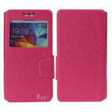 One Window Leather Case Flip Cover for Samsung S5