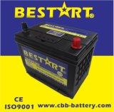 12V50ah Premium Quality Bestart Mf Vehicle Battery JIS 48d26L-Mf