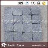 G654 Dark Grey Granite Cobble Stone/Cube Stone/Paving Stone