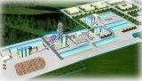 1500tpd Dry Process Cement Production Line