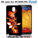 3D Case for Samsung Note3 (N3- V512)