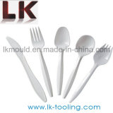 Plastic Spoon Injection Moulded Parts