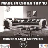 Divani European Style Corner Leather Sofa (Lz824)