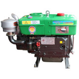 Single Cylinder Horizontal Water-Cooled Four-Cycle Diesel Engine
