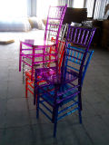 Wedding Acrylic Chair/Colors Chiavari Chairs/Event Chiavari Chair