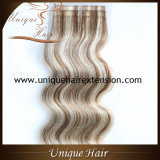 Wholesale Double Drawn Piano Color Tape Hair Extensions