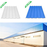 Light Weight Color Lasting UPVC Roofing Sheet