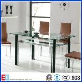 Custom High Quality 5mm-15mm Tempered Glass Table Top