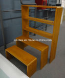 Innovative 5 Tier Promotion Clothing Display Stand/Display Rack