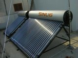 Domestic Solar Heater for Africa