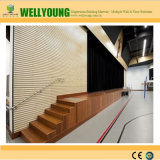 Slotted MGO Acoustic Panel for Studio