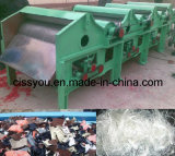 Waste Cloth \Fabric\ Cotton\ Textile Cutting and Recycling Machine (WSTC)