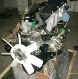 Auto Complete Engine 4jb1t- (With Turbo)