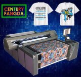 Multifuctional Pigment Digital Printing Machine for Textile Fabric