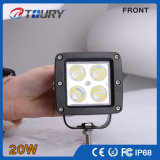 20W CREE Auto LED Car Light Factory LED Working Lamp