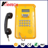 Video IP Telephone Pipeline Phone Weatherproof Phone (Knsp-16) Kntech