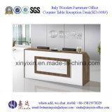 Modern Office Reception Desk MDF Office Furniture (RT-008#)