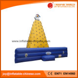 Four Players Inflatable Sport Game Climbing Wall with Duck (T7-509)
