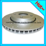Auto Parts Brake Disc for Jeep Wrangler III 52060137ds