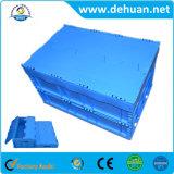 Foldable Plastic Storage Containers/ Fruit Foldable Plastic Box