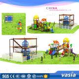 Indoor Playground Equipment Rope Course Vs2-160315-33