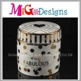 Wholoesalecustom Color Handmade Ceramic Jewelry Ring Box