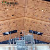 OEM Aluminum Custom Made Metal False Ceiling Tiles Suspended System