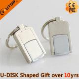 Hot Swiveling USB Stick as Keyring Gift (YT-3241)
