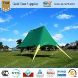 Big Double Top Sar Tent,Ourdoor Star Sade Canopy Tent on Lawn