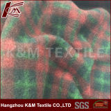 100% Polyester DTY 150d/96f Fleece with Two Sides Brush One Side Antipilling