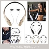 Wireless Neckband Stereo Mobile Phone Accessories Bluetooth Headset with Anti-Theft