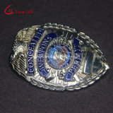 Custom Wholesale Metal Enamel Alloy Police Pin Badge