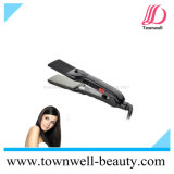 Professional Salon Use Hair Flat Iron with Wide Ceramic Coating Plates