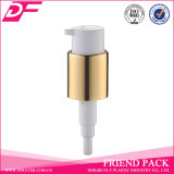 Wholesale Plastic Golden Closure Cosmetic Liquid Cream Pump