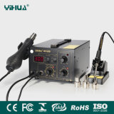 2 in 1 Yihua 852d SMD Rework Soldering Station