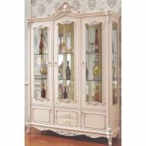 Wood Wine Cellaret with Sideboard for Dining Room Furniture / Buffet