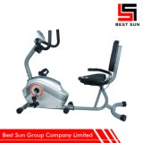 Magnetoresistive Recumbent Exercise Bike for Home
