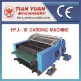 Polyester Fiber Carding Machine (HFJ-18)