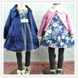 Junoesque Collection Autumn Dress Set for Children Girls