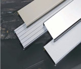China Supplier Powder Coat Moisture-Proof Aluminum Strip Ceiling