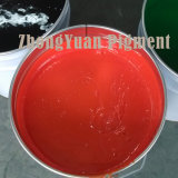Zy-701 Orange (color paste for polyether system)