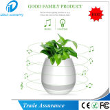 China High-Tech Bluetooth Wireless Rechargeable Music Flowerpot for Bedroom, Office, Living Room (MF-01)