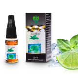 Competitive Price Natual Concentrated Ice Mint E Liquid/Vapor Juice