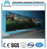 Customized Transparent Acrylic Aquarium Supplier