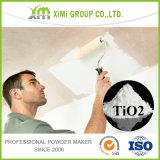 Rutile Titanium Dioxide for Exterior Emulsion Paint